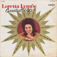 Loretta Lynn - Loretta Lynn's Greatest Hits