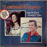 Loretta & Conway - Sing The Great Country Hits