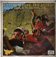 Los Calchakis - La Cordillere Des Andes - Chants Et Danses De L'Amerique Du Sud