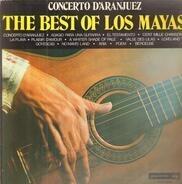 Los Mayas - Concerto D'Aranjuez - The Best Of Los Mayas