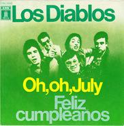 Los Diablos - Oh,Oh,July / Feliz Cumpleanos