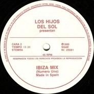 Los Hijos Del Sol - Ibiza Mix (Numero Uno)