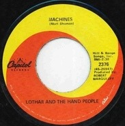Lothar And The Hand People - Machines
