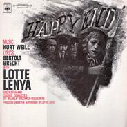 Lotte Lenya , Kurt Weill , Bertolt Brecht - Happy End With Lotte Lenya