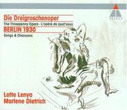 Kurt Weill, Bertolt Brecht - Die Dreigroschenoper (Berlin 1930)