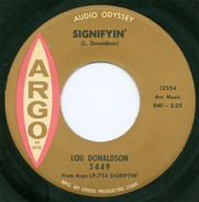 Lou Donaldson - Signifyin'
