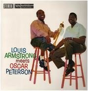 Louis Armstrong , Oscar Peterson - Louis Armstrong Meets Oscar Peterson
