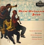 """Louis Armstrong And Henry """"Red"""" Allen And Zutty Singleton And Johnny Dodds And Jimmie Noone - New Orleans Jazz"""