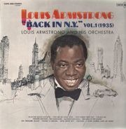 Louis Armstrong - Back In N.Y. Vol. 1 (1935)