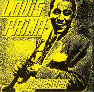 Louis Prima And His Orchestra - Remember