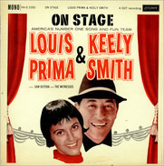 Louis Prima & Keely Smith - On Stage