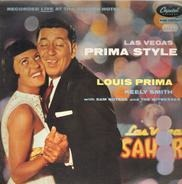 Louis Prima & Keely Smith, Sam Butera And The Witnesses - Las Vegas Prima Style