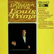 Louis Prima - The Golden Hits Of Louis Prima