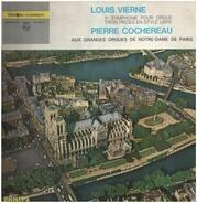 Louis Verne / Pierre Cochereau - 3eSymphonie Pour Orgque Trois Pieces En Style Libre