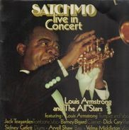 Louis Armstrong - Satchmo Live In Concert