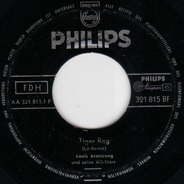 Louis Armstrong And His All-Stars - Tiger Rag / Der Treue Husar (The Faithful Husar)