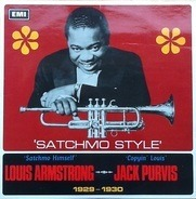 Louis Armstrong, Jack Purvis - Satchmo Style