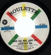 Louisiana Red - Red's Dream / Ride On Red, Ride On