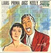 Louis Prima & Keely Smith - Louis Prima Digs Keely Smith