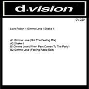 Love Potion - Gimme Love / Shake It