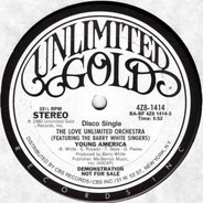 Love Unlimited Orchestra - Young America / Freeway Flyer