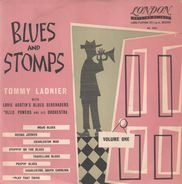 Lovie Austin's Blues Serenaders , Ollie Powers' Orchestra , Tommy Ladnier - Blues And Stomps Volume 1