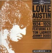 Lovie Austin's Blues Serenaders Featuring A.O. Tommy Ladnier , Johnny Dodds - 1924-1926