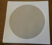 Cover fuer LPs - 10 Stück, mit grossem Loch für Picture Discs
