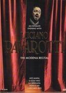 Luciano Pavarotti - The Modena Recital