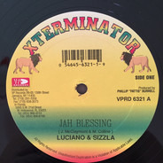 Luciano & Sizzla / Anthony B - Jah Blessing / Stormy