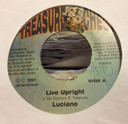 Luciano - Live Upright