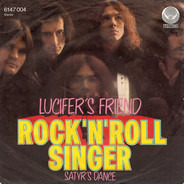Lucifer's Friend - Rock'n'Roll Singer