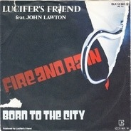 Lucifer's Friend feat. John Lawton - Fire And Rain