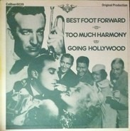 Lucille Ball , Bing Crosby , Marion Davies - Best Foot Forward / Too Much Harmony / Going Hollywood