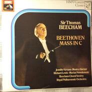 Beethoven / Beecham Choral Society, Vyvyan, Sinclair a. o. - Mass (Beecham)