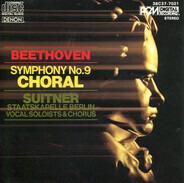 Ludwig van Beethoven - Staatskapelle Berlin , Rundfunkchor Berlin , Otmar Suitner - Symphony No. 9