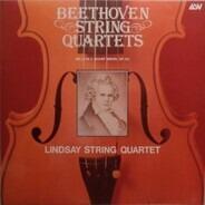 Ludwig van Beethoven - The Lindsays - String Quartets No.14 In C Sharp Minor, Op.131
