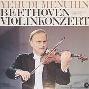 Ludwig van Beethoven - Yehudi Menuhin , Wiener Philharmoniker , Constantin Silvestri , Fritz Kreisl - Violinkonzert D-Dur op. 61