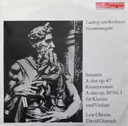 Beethoven - Kreutzersonate / Sonata Nr. 1 For Piano and Violin