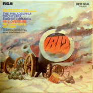 Tchaikovsky / Beethoven (Ormandy) - 1812 Overture / Wellington's Victory
