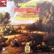Ludwig van Beethoven / Rudolf Kempe , Münchner Philharmoniker - Sinfonie Nr.6 F-dur op. 68 ' Pastorale'