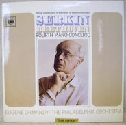Ludwig van Beethoven / Rudolf Serkin , Eugene Ormandy , The Philadelphia Orchestra - Fourth Piano Orchestra