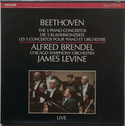 Beethoven - The Five Piano Concertos (Live)