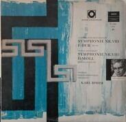 Beethoven / Schubert - 8. Symphonie / Unvollendete