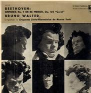 Ludwig van Beethoven / The New York Philharmonic Orchestra , Bruno Walter - Symphony No. 9 In D Minor, Op. 125 ('Choral')