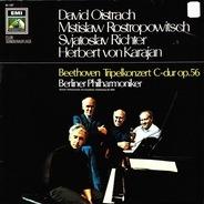 Beethoven - Tripelkonzert C-dur Op. 56 (Rostropowitsch, Karajan)