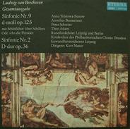 Beethoven - Sinfonie Nr. 2 D-dur Op. 36 / Sinfonie Nr. 9 D-moll Op. 125