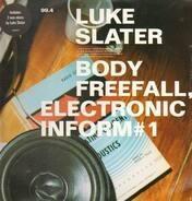 Luke Slater - Body Freefall, Electronic Inform No. 1