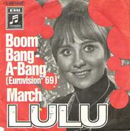 Lulu - Boom Bang-A-Bang (Eurovision' 69)