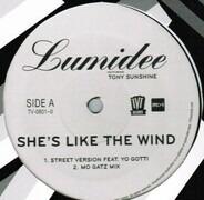 Lumidee - She's Like The Wind